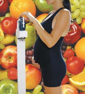 правильное питание во время беременности меню