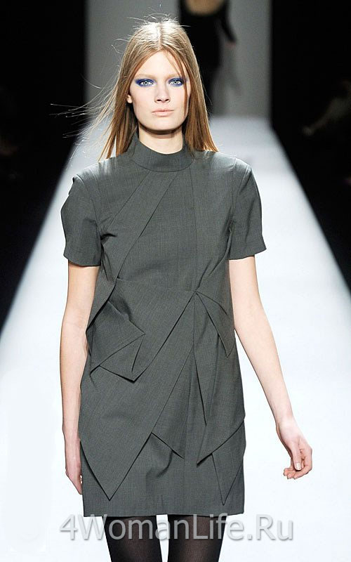 модное платье 2010