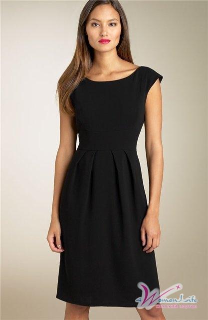Фото платьев черного цвета