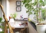 Как обустроить балкон. Идеи и советы (фото)