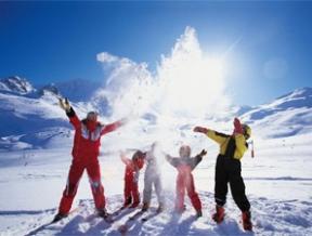 Лучшие зимние развлечения
