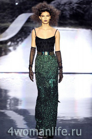 Коллекция Badgley Mischka: осень-зима 2012/13