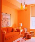 Оранжевый цвет (созидатель)