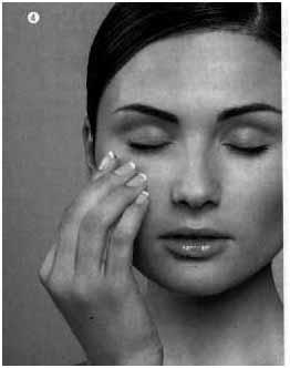 4. Предотвращаем появление мешков под глазами